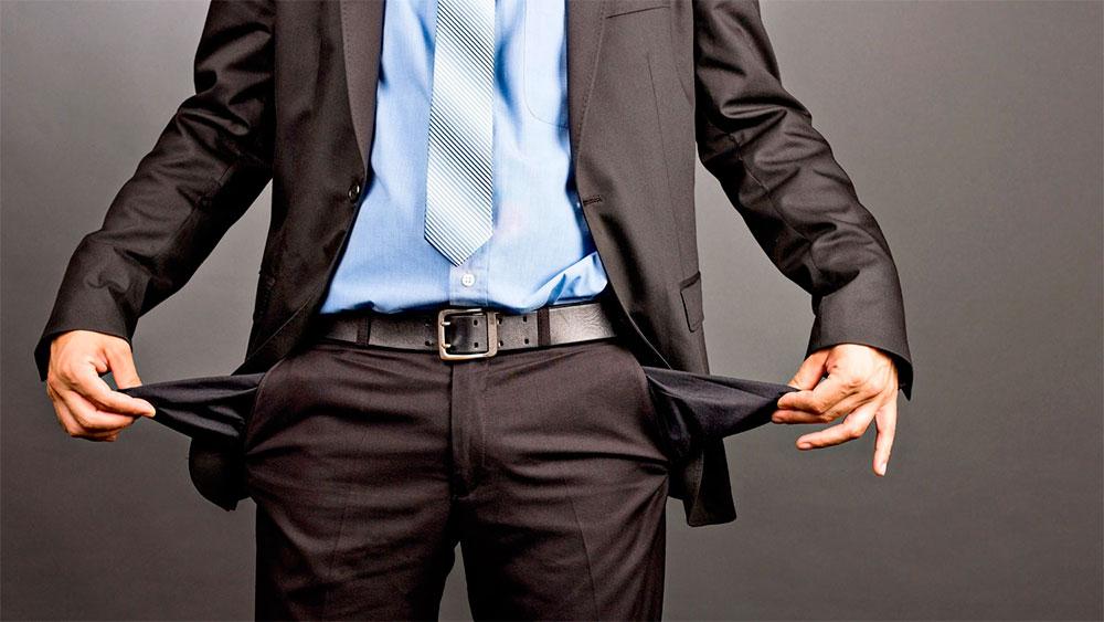 ¿Cómo detectar una insolvencia fingida?