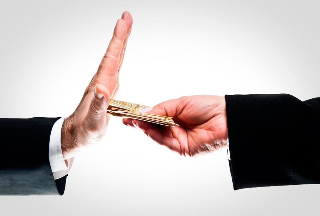 Corrupción dentro de la empresa: ¿cómo detectarla?